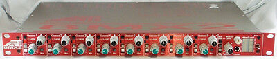 ATI 8MX2 8-Channel Rackmount Microphone Preamp and 8x2x8 Mixer