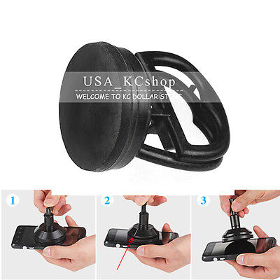 New Suction Cup Dent Remover Repair Tool Puller Metal Glass Lifter Locking Quick