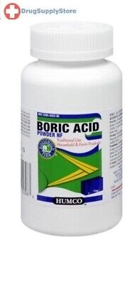 HUMCO Boric Acid NF Powder 12 Oz