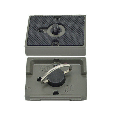 Quick Release Plate 200PL-14 PL Compatible for Manfrotto Bogen Tripod Head HCXM