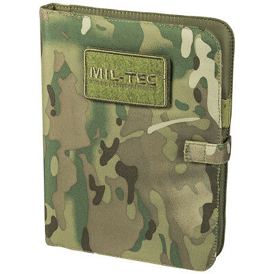 Herren-accessoires Mil-tec Tactical Notebook Medium Mandra Night Notizbuch