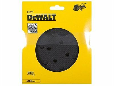 Dewalt Dt3601 150Mm Backing Pad Base For A Dw443 Sander