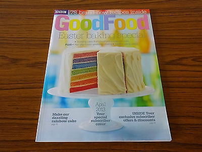 BBC Good Food Magazine: April 2013: Easter Baking Special