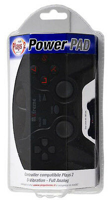 Power Pad Controller Dualshock Analogico Playstation 2 PS2 Compatible IT IMPORT