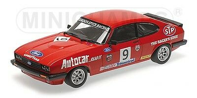 Ford Capri 3.0 Gordon Spice Winner Brands Hatch Race Bscc 1978 1:18 Model