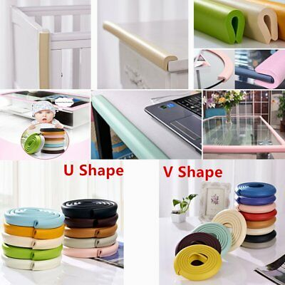 Baby Safety Foam Glass Table Corner Guards Protectors Soft Child Kids Edge SY