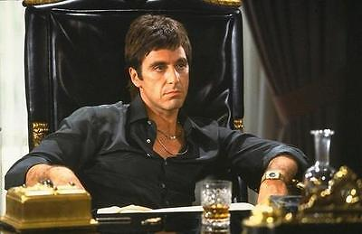 Al Pacino & The Full Cast of Scarface