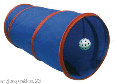 Great Fun Tunnels For Cats Or Other Small Animals