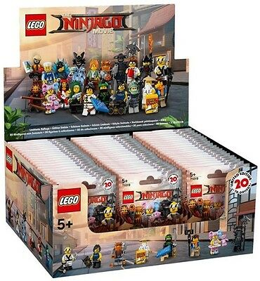 Lego 71019 - The Ninjago Movie Minifigures - New in open bag