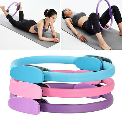 Pilates Yoga Ring Circles Fitness Workout Sport Weight Loss Ring Fitness Circles