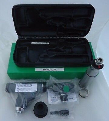 Welch Allyn Panoptic Diagnostic Set #97100-Mpc --New In Sealed Box