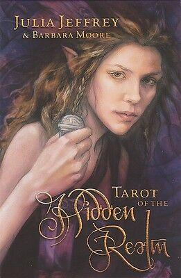 Tarot of the Hidden Realm NEW IN BOX Boxed Set Deck and Paperback Book (2013)