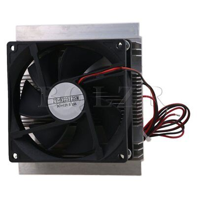 BQLZR Thermoelectric Refrigeration Semiconductor Cooling System Kit Cooler Fan