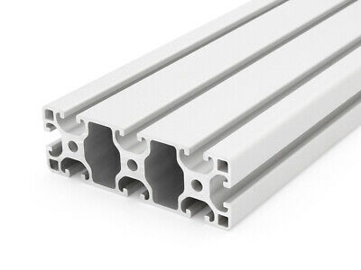 Aluminium Profile 40x120l I-Type Nut 8 - Standard Lengths (37,00 eur. / M)