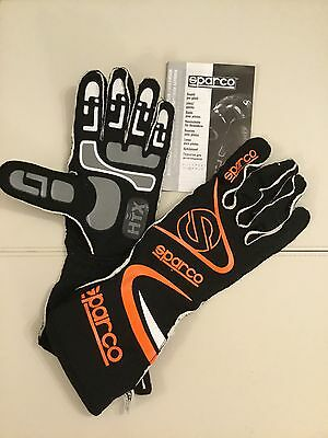 FIA Sparco Arrow  RG-7 Gloves, size 12 FREE DELIVERY
