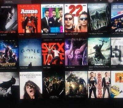 Movie Box for Xbox 360 / Xbox One - Unlimited Free HD Movies