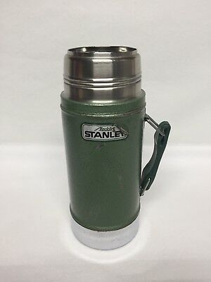 Vintage Aladdin Stanley Thermos A-1350B Stainless Steel Wide Mouth 24 oz