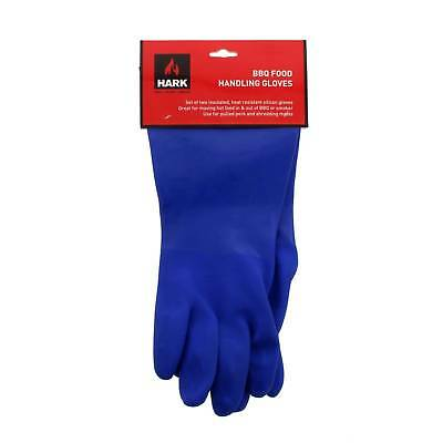 Food Handling Gloves 2 Pack Hark Insulated Heat Resistant Silicon Barbeque BBQ