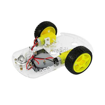 Motor Smart Robot Car Chassis / Tracing Car Box Kit Geschwindigkeit Encoder