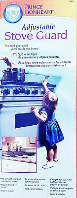Stove - Oven Guard Child Barrier, Adjustable, Prevent Burns Scalds &  Injury