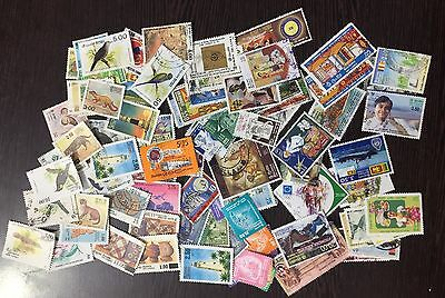 SRI LANKA 100 Diff. Stamps Collection #306018