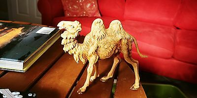 Fontanini-Nativity-Collection Standing Camel-Made-In-Italy-