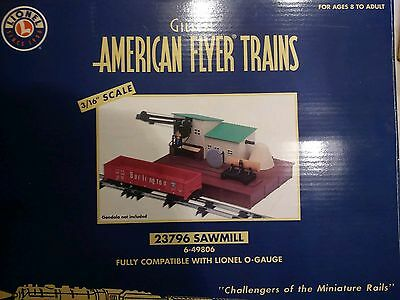 american flyer saw mill #23796