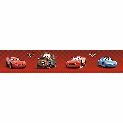 Sale Special Disney Cars Character 5 Meters Wallpaper Border (Was £9)