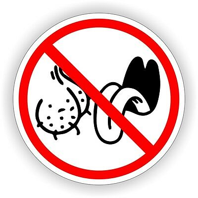 NO BAG LICKERS Funny Hard Hat Sticker  Motorcycle Welding Helmet Decal  Label