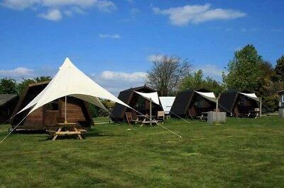 Baildon Camping Cabins Breaks + Halloween Special - W. Yorkshire