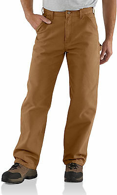 Carhartt Washed Duck Work Dungaree NWT