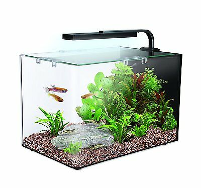 Interpet Nano LED Complete Aquarium Fish Tank Kit - 19L