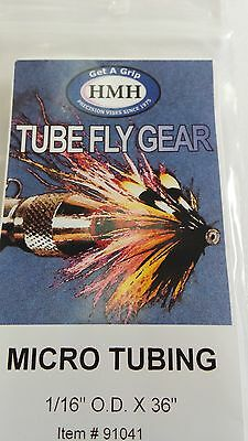 Hmh      Micro Tubing  # 91041  Fly Tying Tubes