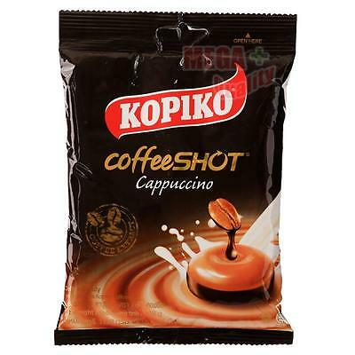 36 Tablets KOPIKO Cappuccino Delicious Coffeeshot Sweet Rich Coffee Candy