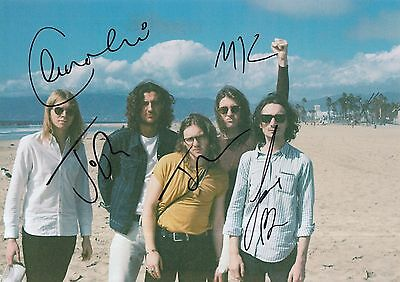 BLOSSOMS HAND SIGNED 12x8 PHOTO CHARLEMAGNE, AT MOST A KISS - TOM OGDEN 1.