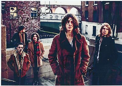 BLOSSOMS HAND SIGNED 12x8 PHOTO CHARLEMAGNE, AT MOST A KISS - TOM OGDEN 4.