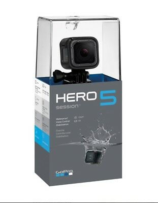 GoPro Hero5 Session HD Video Camera 4K Wifi Voice Control Waterproof