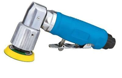 "2"" Air Angle Mini Orbital Sander with VELCR0 Pad 90 Degree Grinder 8301"