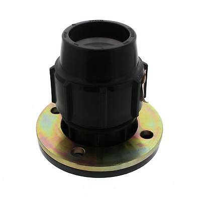 FLANGE Metric Poly 75mm x 2 1/2 Inch With Metal Ring Water Irrigation Plasson