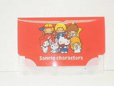 Sanrio 2017' Max Character Patty & Jimmy Melody Little Twin 45 pcs Stickers