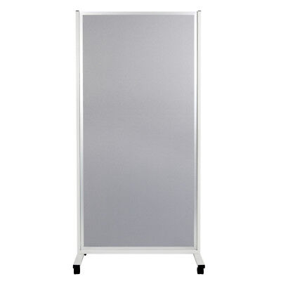 Esselte Mobile Display Panels Double Sided 180cm x 90cm Grey