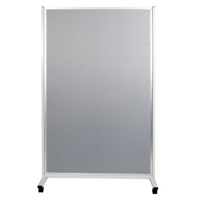 Esselte Mobile Display Panels Double Sided 180cm x 120cm Grey