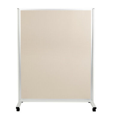 Esselte Mobile Display Panels Double Sided 150cm x 120cm Beige