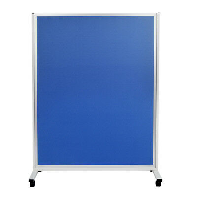 Esselte Mobile Display Panels Double Sided 150cm x 120cm Blue