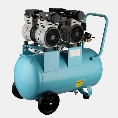 Air Compressor 1500W 230V Electric Pressure 50L 2HP Tank Portable 140L/Min