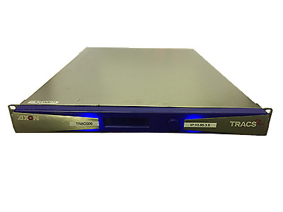 TRACS² single channel compliance recorder
