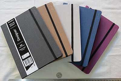 Diary 2018 Debden Designer A5 Week View Hardcover with Elastic 5 Colour Choices