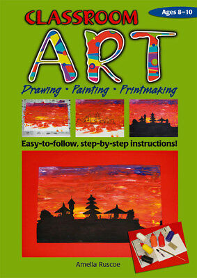 NEW Classroom Art - Ages 8-10 by R.I.C. Publications