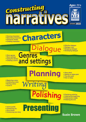 NEW Constructing Narratives - Ages 11+ by R.I.C. Publications