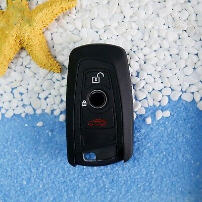 Silicone Key Fob Case Cover Holder Skin Remote Protector For BMW 1 2 3 5 7Series